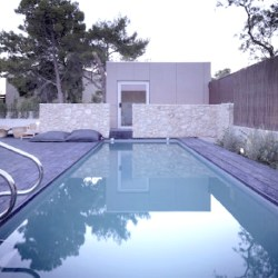 Hotel 19-21 is a lovely new hotel with heated pool on the roof,  located in the heart of the old Leucate village.  You are in the Narbonne region, very close to the beaches and to the Cathar country with lots of touristy sites.