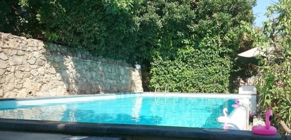 Torre di Sebastiano, one of the b&b with pool recommended by travel bloggers