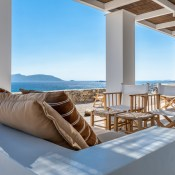 My sister had already tipped me a few years ago about Coroneas Borealis on the island of Naxos.   The owners have now opened four new houses at Eros Keros, on the nearby island of Koufonisia.
