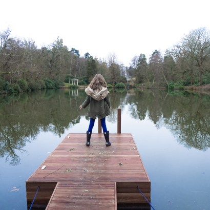 Heckfield Place review. Mademoiselle by the lake in the grand gardens of this luxury hotel in Hampshire. Read the review by boutique hotel blogger