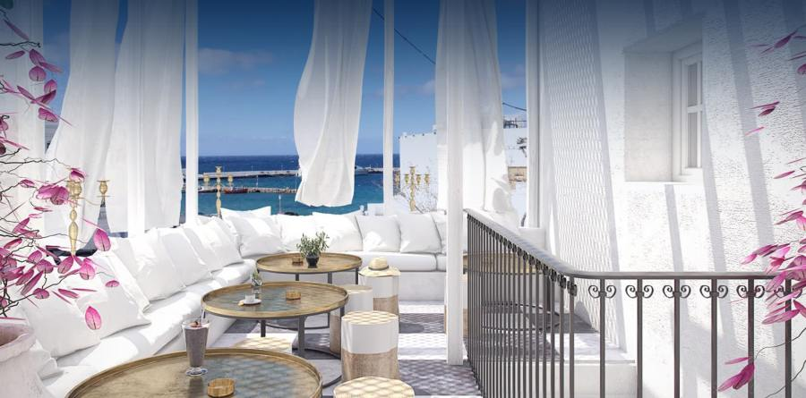 In what has now become an annual tradition, here is my list of 2020 new hotel openings.  As you know, the difference with my list is that it's only new boutique hotels openings in Europe that I focus on.