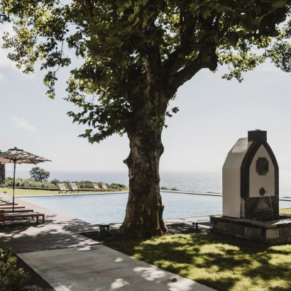 Sensi Azores a new boutique hotel in the azores with a spa.  Luxury hotel in azores with indoor heated pool and outdoor pool facing the sea