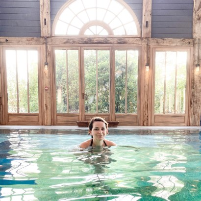 Les Sources de Caudalie hotel and spa near Bordeaux: read a review of the rooms, the restaurant, the spa and activities for families.