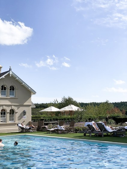A review of a Beaverbrook spa day. We booked one of Beaverbrook spa deals in the summer.