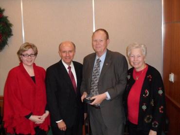 Bill AAAE DSA Award Presentation Dec 2010