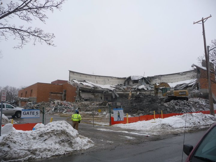 Building Demolition, the Church and the Gospel (2/2)