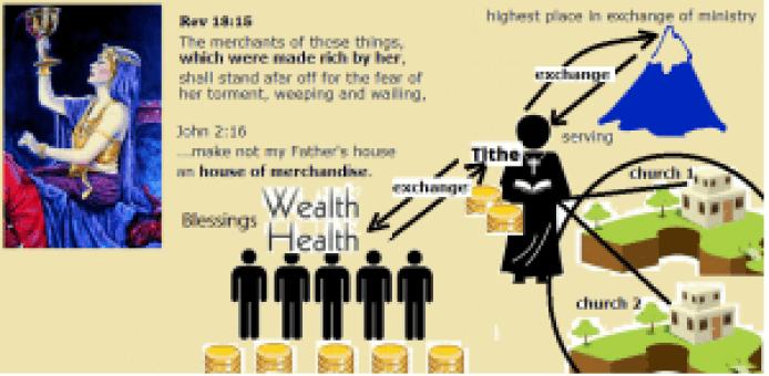 The Religious Spirit in TPM
