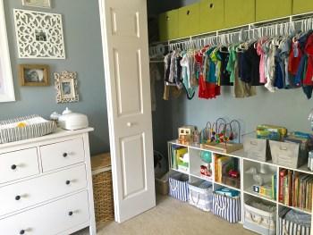 Baby Boy Nursery Style