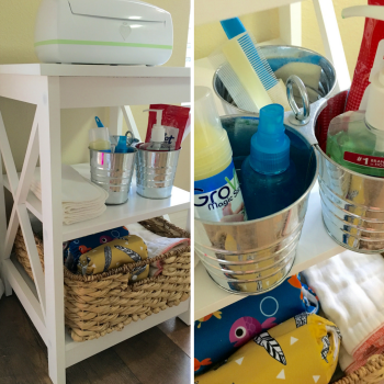 Diaper Changing Table Essentials