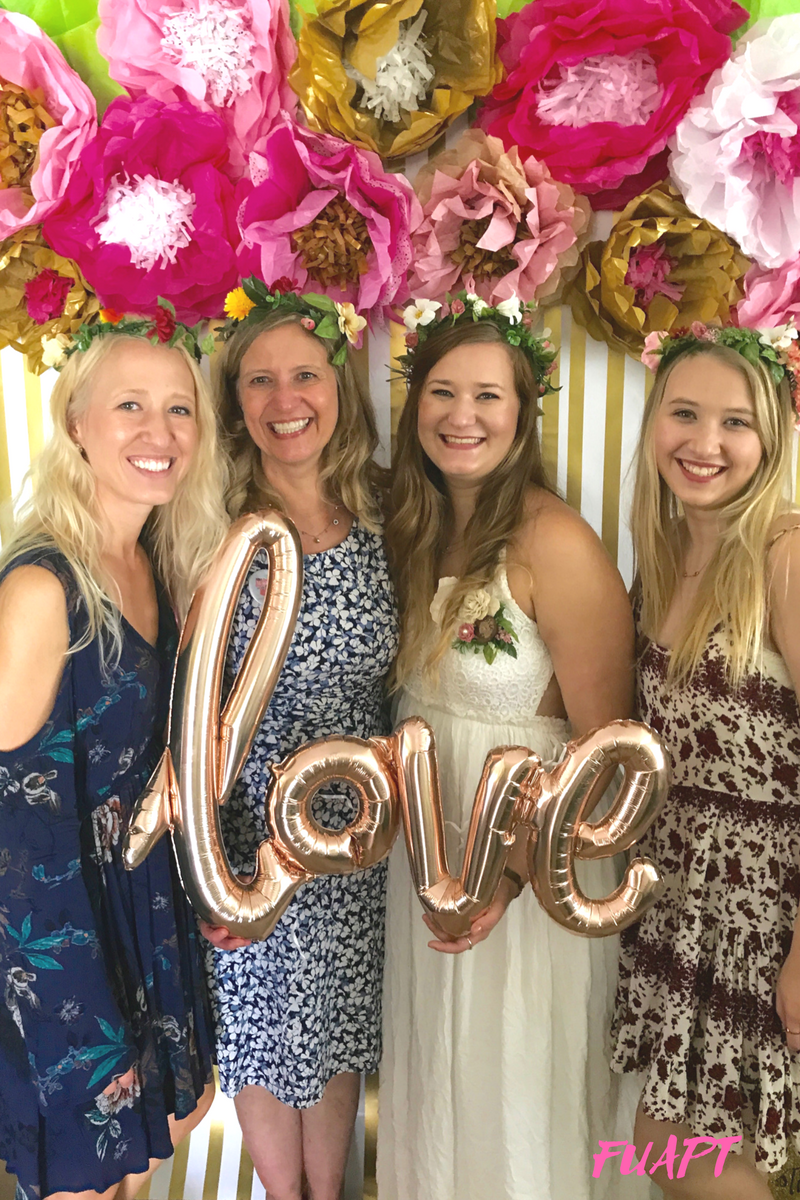 How to throw a fun filled bridal shower | bride | bridal | bridal shower | bridal shower ideas | garden theme bridal shower | garden theme bridal shower ideas | bridal shower games | Spring Bridal Shower | Wedding Shower | Pink and gold | Floral |