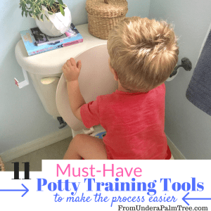 11 Must Have Potty Training Tools To Make the Process Easier