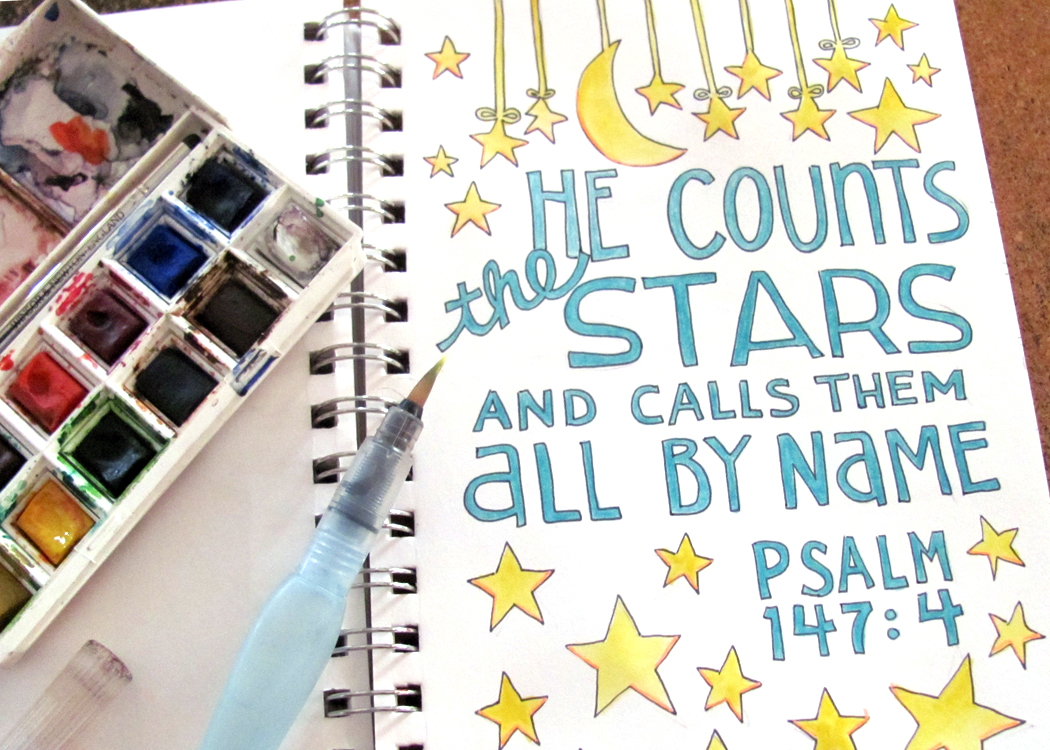 Psalm 1474 Sunday Doodle From Victory Road