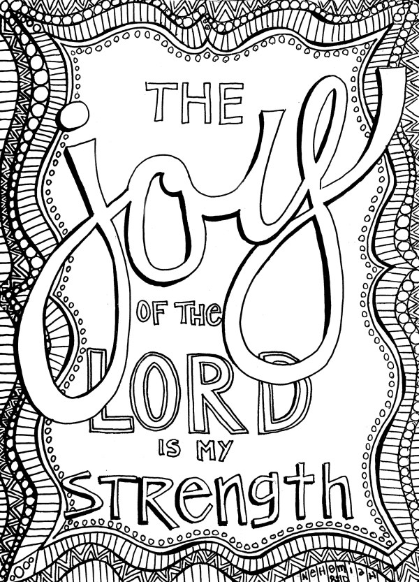 scripture coloring pages # 10