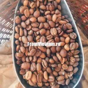 Кофе Черри в зернах АльфаВьет 200г