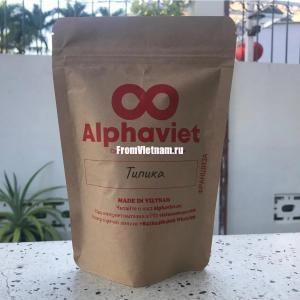 Кофе Типика в зернах 200г