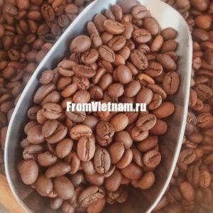 Кофе Робуста в зернах 200г