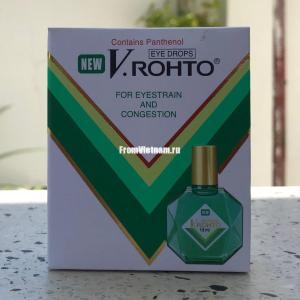 Глазные капли V Rohto 13мл
