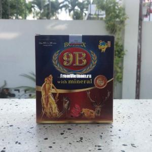 Комплекс витаминов Bomax 9B 100 капсул