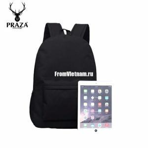 Рюкзак унисекс черный