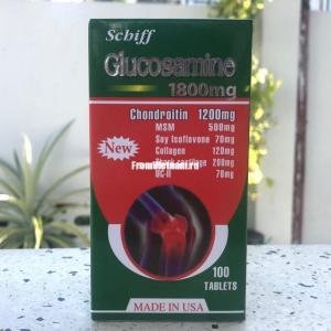 Глюкозамин (Glucosamine) 1800mg USA (США) 100 таблеток