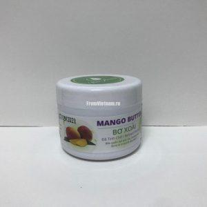 Mango Butter Масло манго 100г
