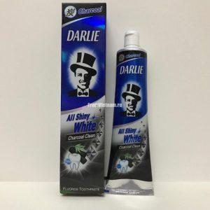 Darlie зубная паста с активированным углем