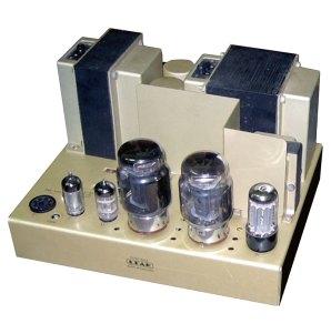 Leak TL50 plus Valve power amplifier