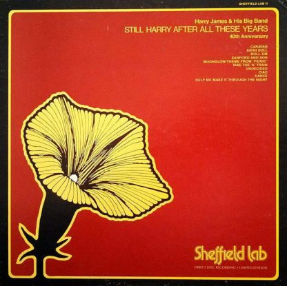 Vinyl Review: Still Harry After All These Years-Sheffield Lab 11