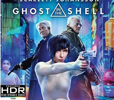 Blu-Ray Review: Ghost In The Shell