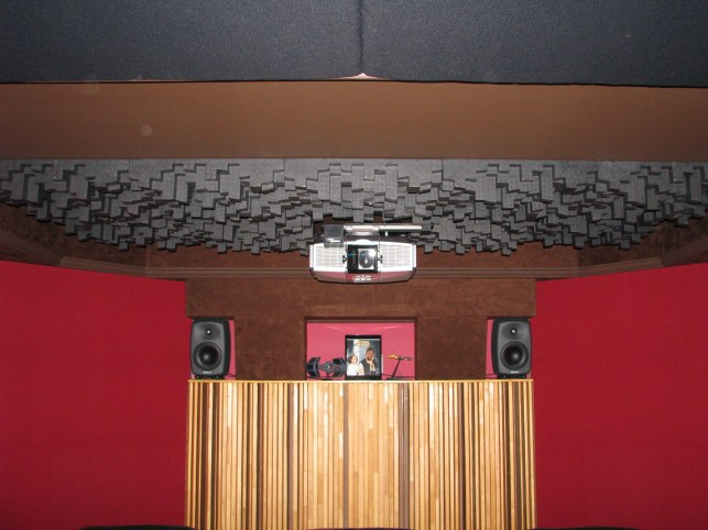 My Home Theater: The Acoustic Discoveries, Changes and Upgrades.