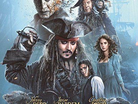 Blue-Ray Review: Pirates Of The Caribbean: Dead Men Tell No Tales
