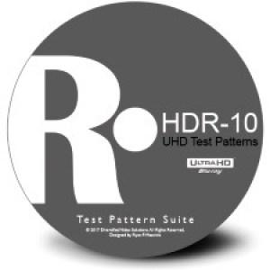 4K UHD HDR-10 Calibration