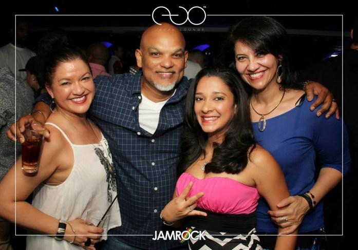 Caribbean party. Jamrock