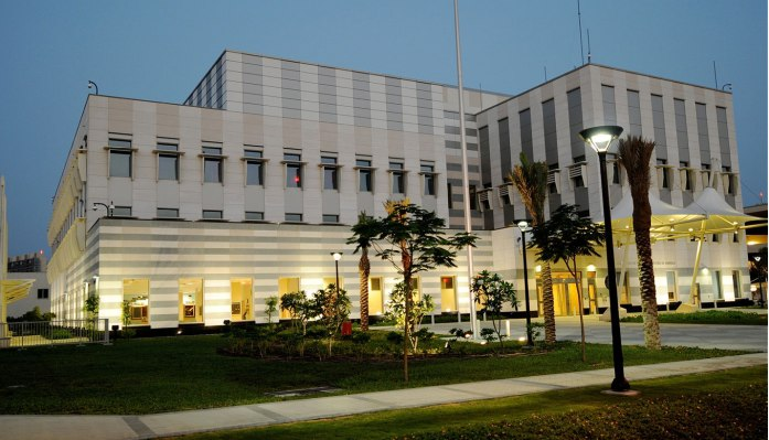U.S. Embassy in Dubai