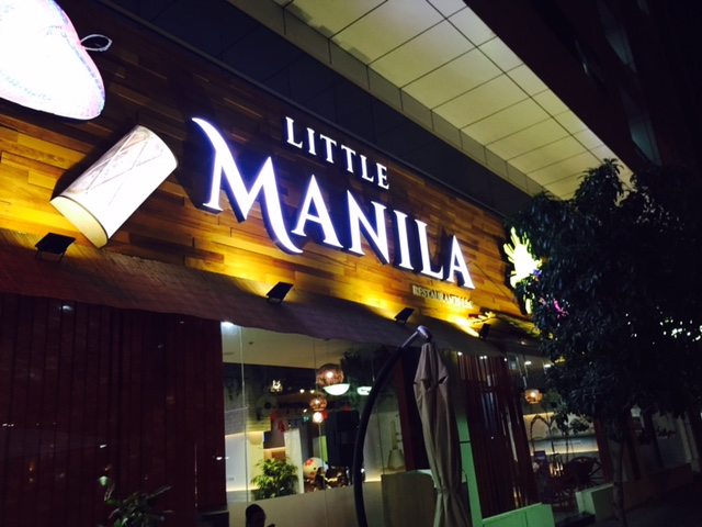 Frying Pan Adventures, Little Manila Resto