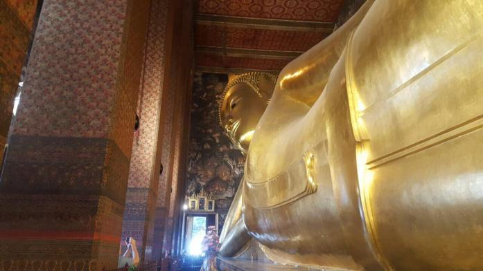 Reclining Buddha, Grand Palace, Bangkok