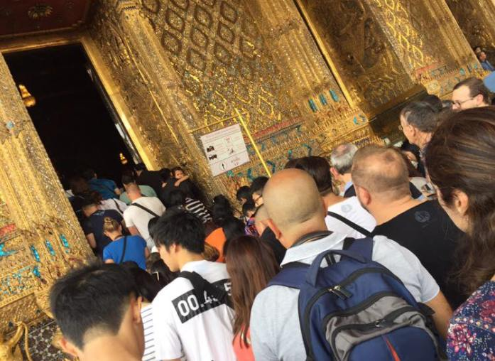 Grand Palace , Bangkok