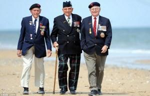 Normandy Vets meet again