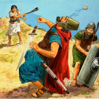 """The """"David"""" Who Knocked-Out Our Unemployment """"Goliath"""""""