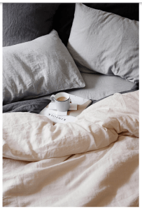 cultiver-linen-in-gray-and-blush-pillow-cases-duvet