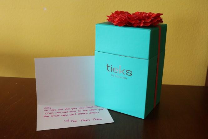 Tieks Packaging and Customer Service