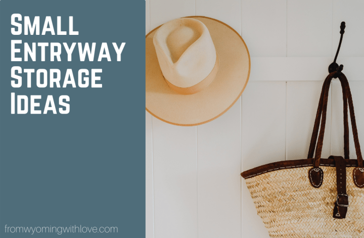 10 Small Entryway Storage Ideas