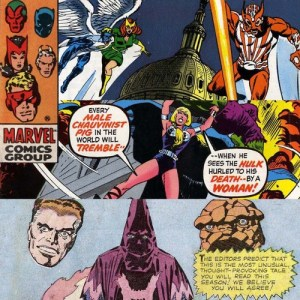 Marvel vs Discrimination
