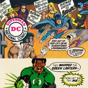DC vs Discrimination
