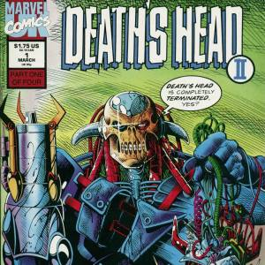 Don't worry, Death's Head is now Death's Head II