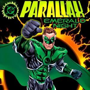 Green Lantern Be Crazy