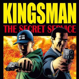 Kingsman is only good on a Millar scale