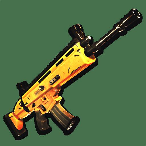Best Gun In Fortnite Battle Royale Frondtech