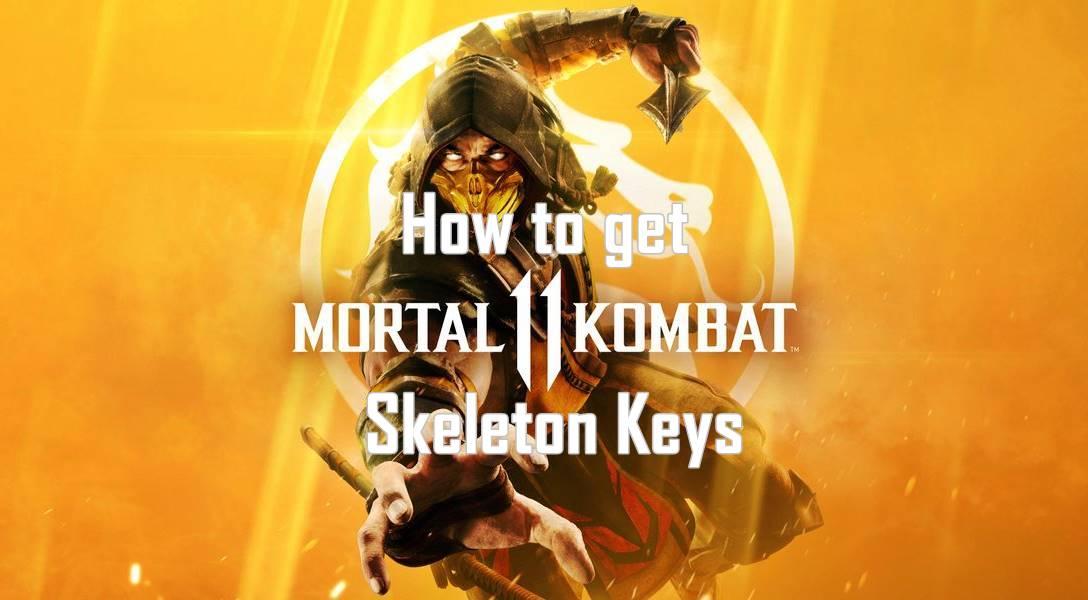 Mortal Kombat 11 (MK11) Krypt Guide - How To Get Skeleton