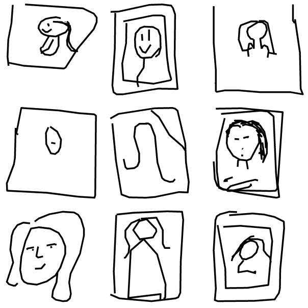 Exploring The Quick Draw Dataset With R The Mona Lisa Fronkonstin